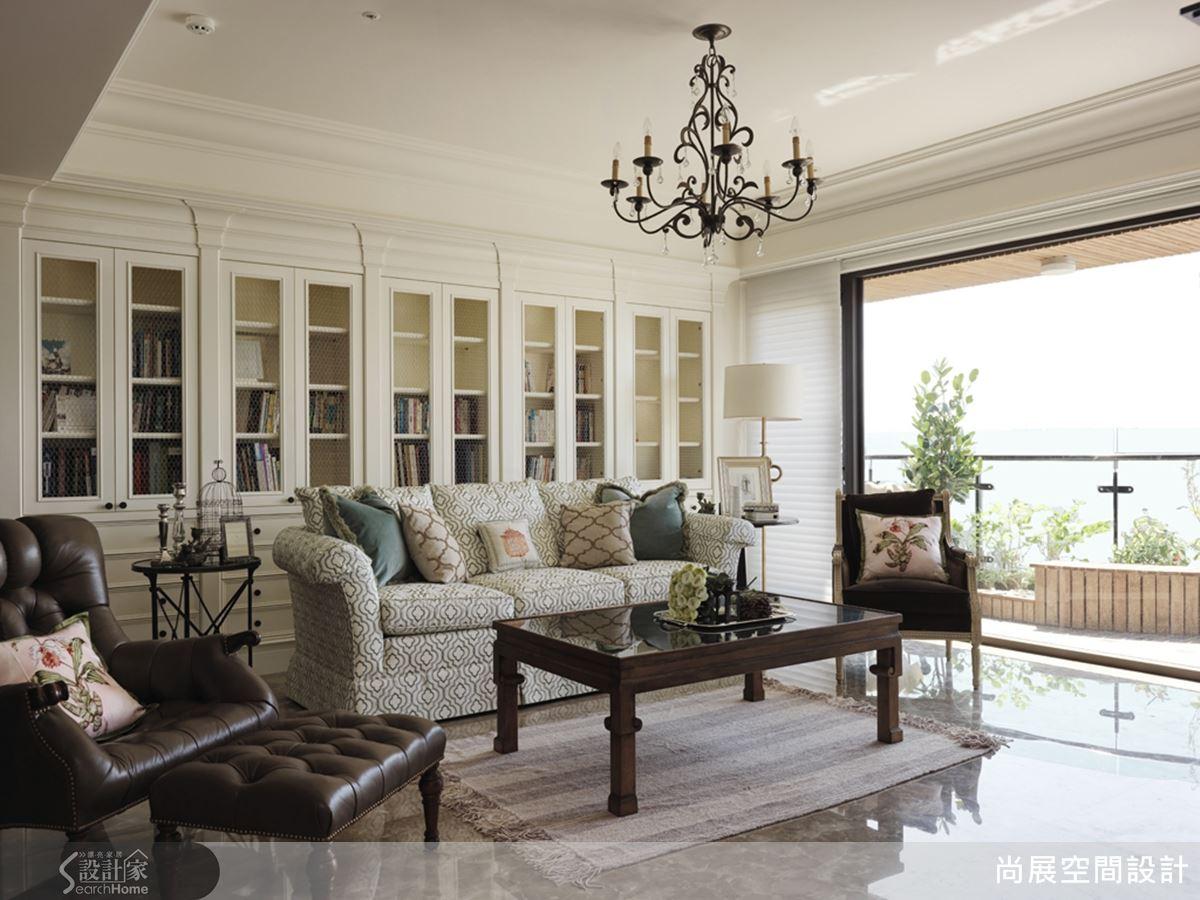 打造优雅的欧式贵族气息宅邸.设计师私房