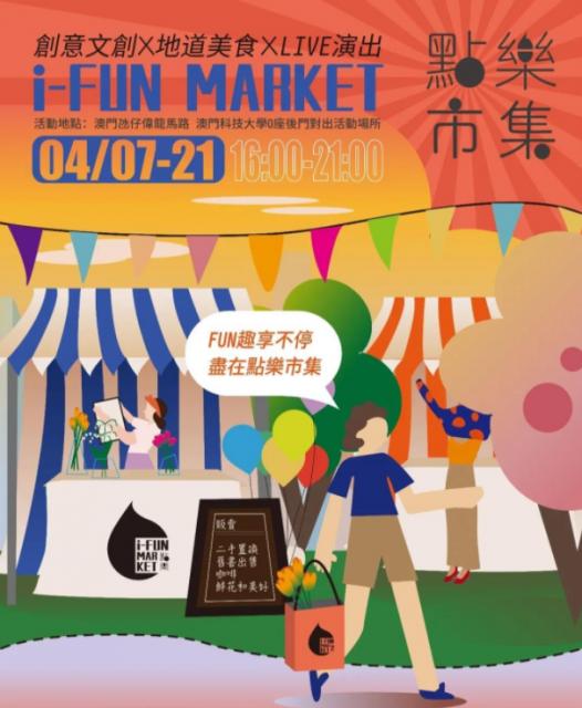i-Fun Market 點樂市集